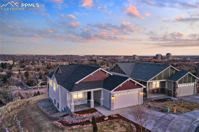 989 Uintah Bluffs Place, Colorado Springs, CO 80904 (#8164827) :: Tommy Daly Home Team