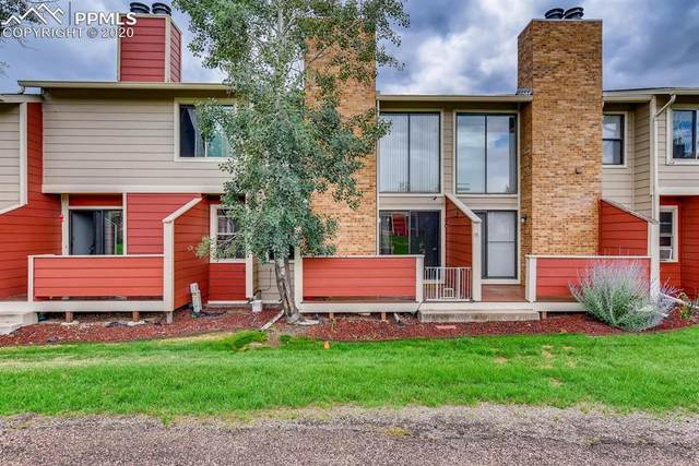 424 W Rockrimmon Boulevard D, Colorado Springs, CO 80919 (#8179862) :: Action Team Realty