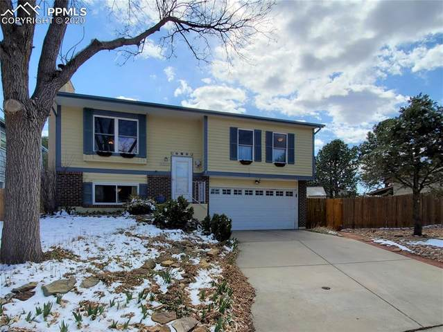 5745 Bourke Drive, Colorado Springs, CO 80919 (#8205167) :: Tommy Daly Home Team