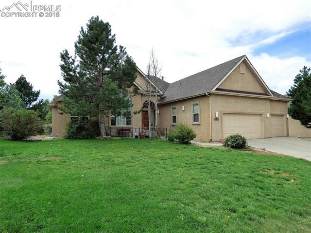 9815 Pleasanton Drive, Colorado Springs, CO 80920 (#8210682) :: Action Team Realty