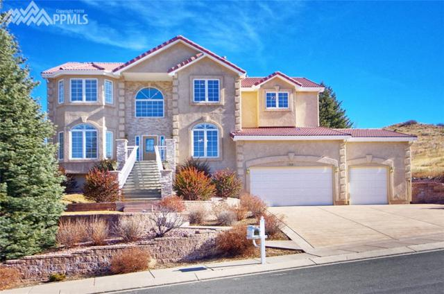 3251 Muirfield Drive, Colorado Springs, CO 80907 (#8230608) :: Jason Daniels & Associates at RE/MAX Millennium