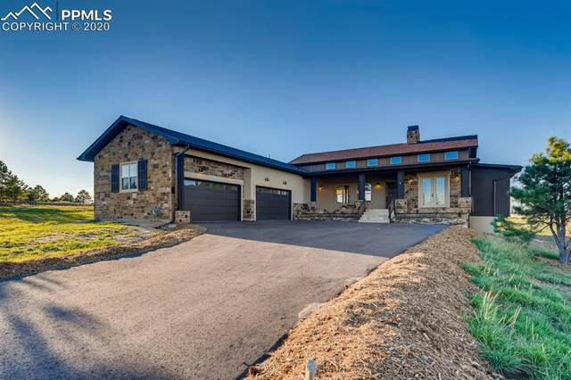 5630 Old Stagecoach Road, Colorado Springs, CO 80908 (#8231020) :: The Kibler Group