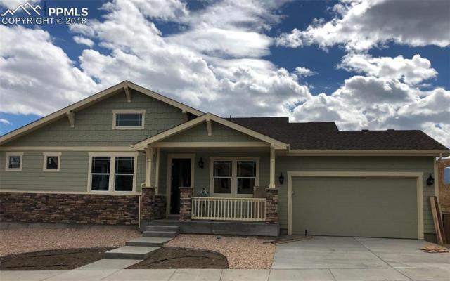 1189 Lady Campbell Drive, Colorado Springs, CO 80905 (#8235923) :: The Hunstiger Team