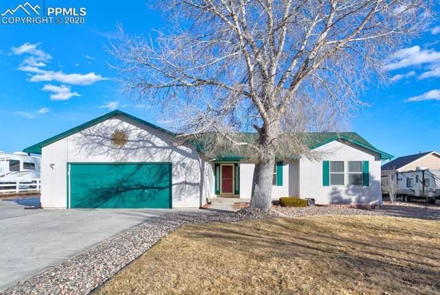 11571 Cranston Drive, Peyton, CO 80831 (#8240229) :: The Peak Properties Group