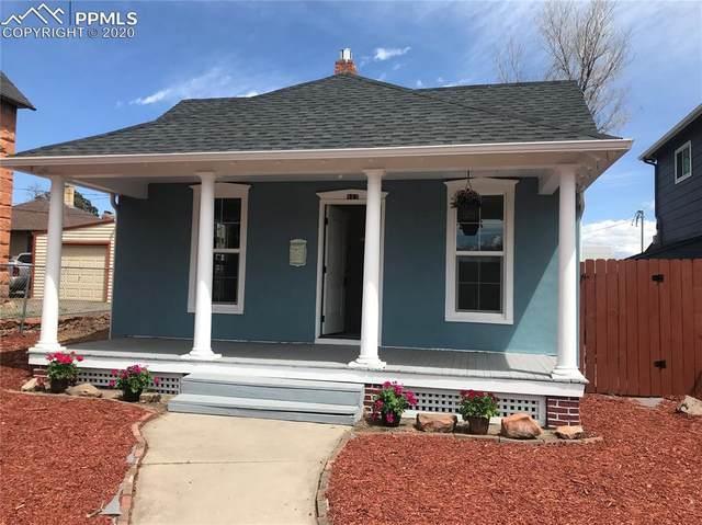 527 N Wahsatch Avenue, Colorado Springs, CO 80903 (#8256837) :: The Treasure Davis Team
