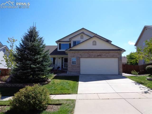 6415 Jules Drive, Colorado Springs, CO 80923 (#8277159) :: 8z Real Estate