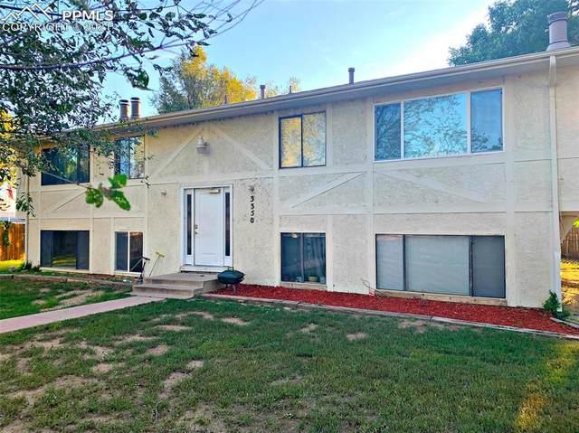3350 Cochran Drive, Colorado Springs, CO 80916 (#8285734) :: Venterra Real Estate LLC