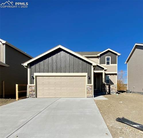 9840 Castor Drive, Colorado Springs, CO 80925 (#8298196) :: The Kibler Group