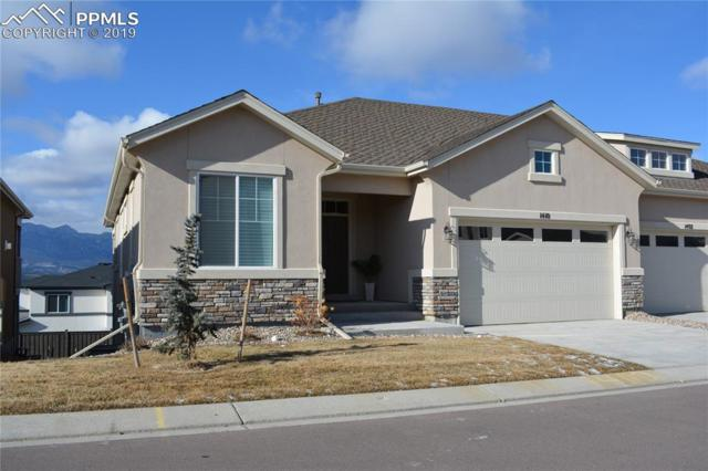 1410 Promontory Bluff View, Colorado Springs, CO 80921 (#8305675) :: The Daniels Team