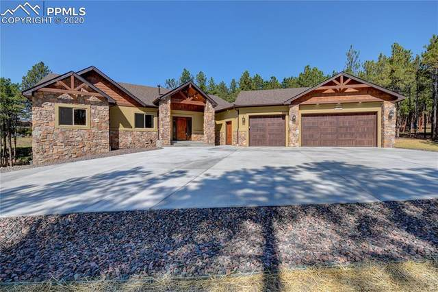 17450 Minglewood Trail, Monument, CO 80132 (#8313864) :: The Kibler Group
