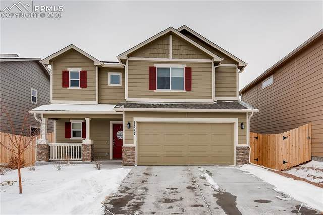 11537 Moonrock Heights, Colorado Springs, CO 80831 (#8328709) :: Jason Daniels & Associates at RE/MAX Millennium
