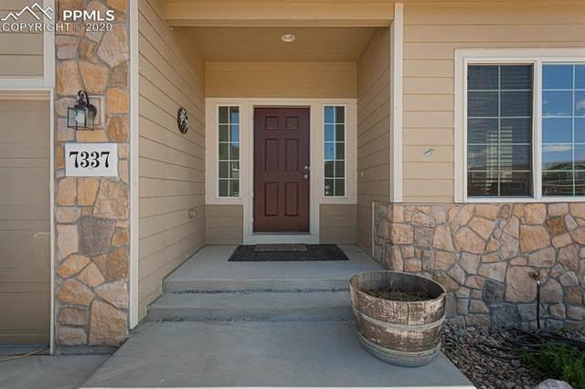 7337 Quaking Aspen Trail, Colorado Springs, CO 80908 (#8335834) :: 8z Real Estate