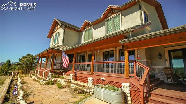 4687 W Highway 24, Florissant, CO 80816 (#8339444) :: The Kibler Group