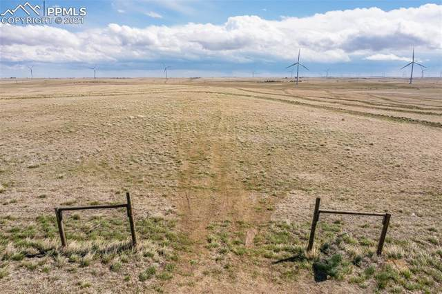 0 Heaston Road, Calhan, CO 80808 (#8367453) :: The Kibler Group