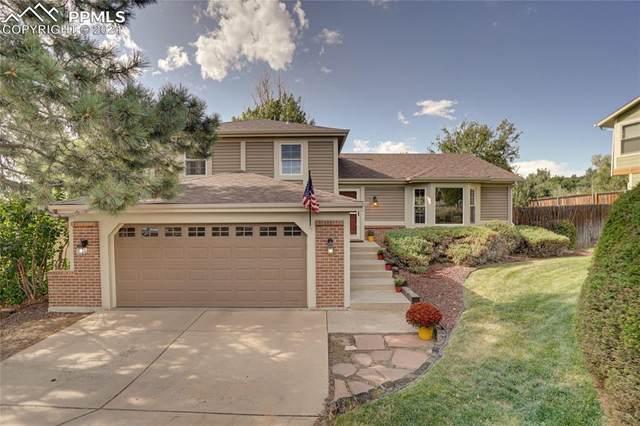 5528 E Old Farm Circle, Colorado Springs, CO 80917 (#8399353) :: Symbio Denver