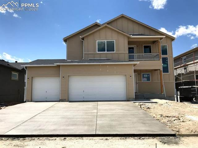 6707 Cumbre Vista Way, Colorado Springs, CO 80924 (#8436325) :: Tommy Daly Home Team