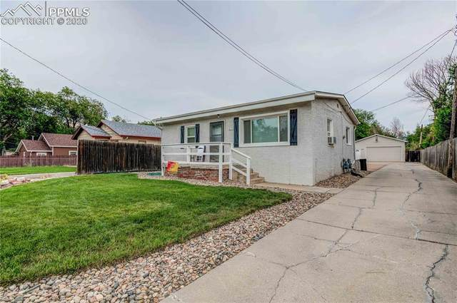 617 E Hills Road, Colorado Springs, CO 80909 (#8446187) :: Tommy Daly Home Team
