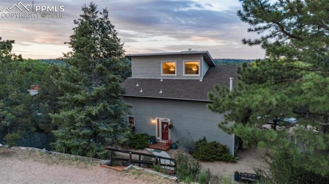 4309 Meadowview Court, Colorado Springs, CO 80918 (#8446730) :: The Hunstiger Team