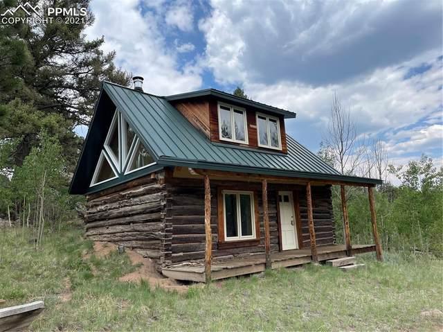 TBD Crested Butte Drive, Lake George, CO 80827 (#8462912) :: Symbio Denver