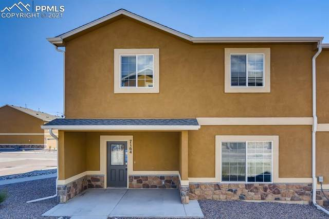 7164 Sand Lake Heights, Colorado Springs, CO 80908 (#8478963) :: Tommy Daly Home Team
