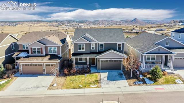 3058 Rising Moon Way, Castle Rock, CO 80109 (#8481907) :: Action Team Realty
