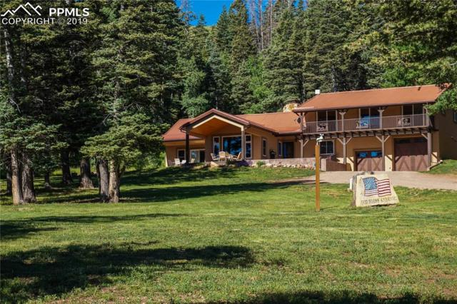5714 County 111 Road, Westcliffe, CO 81252 (#8482417) :: Fisk Team, RE/MAX Properties, Inc.