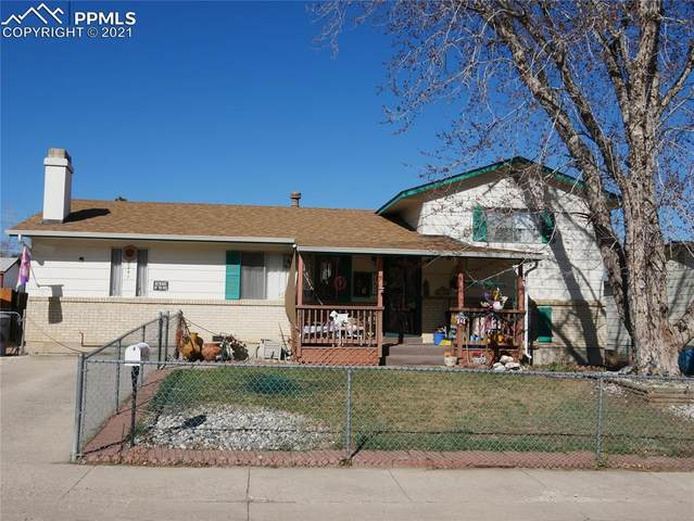 2241 Sumter Drive, Colorado Springs, CO 80910 (#8498702) :: Fisk Team, RE/MAX Properties, Inc.