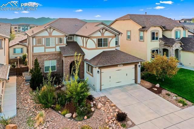 9924 San Luis Park Court, Colorado Springs, CO 80924 (#8503674) :: Action Team Realty