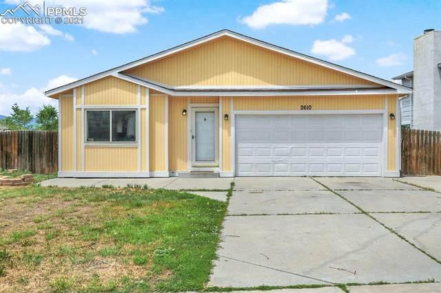 2610 Fredricksburg Drive, Colorado Springs, CO 80922 (#8506298) :: Dream Big Home Team | Keller Williams