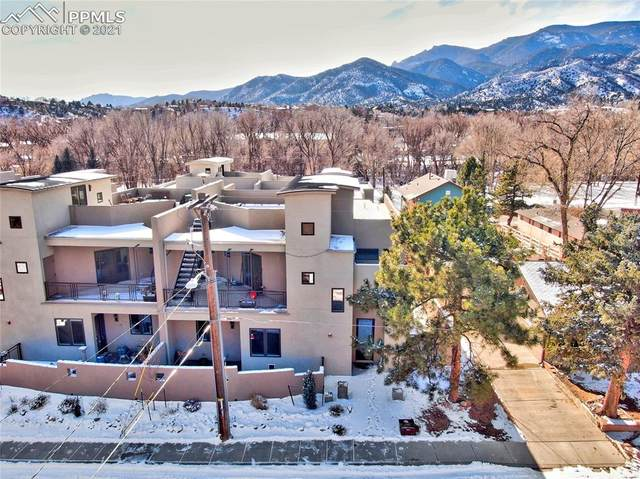 117 Via San Miguel, Manitou Springs, CO 80829 (#8541474) :: Finch & Gable Real Estate Co.