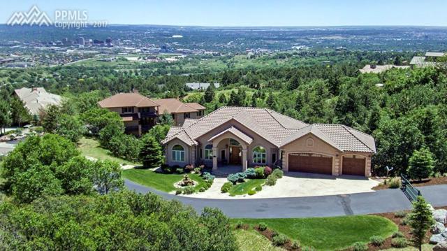 593 Vista Grande Drive, Colorado Springs, CO 80906 (#8566728) :: 8z Real Estate