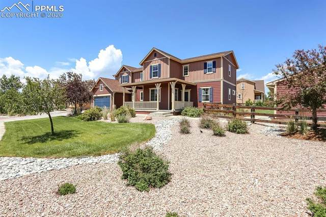 11186 Prairie Walk Terrace, Peyton, CO 80831 (#8572881) :: Tommy Daly Home Team