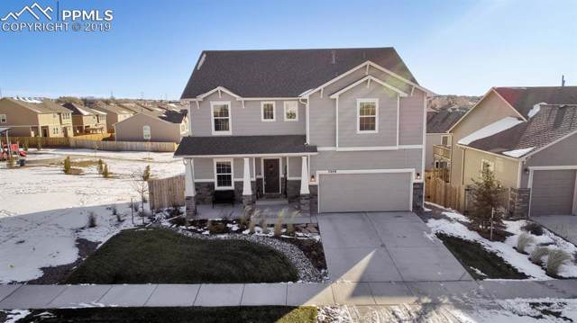 7059 Thorn Brush Way, Colorado Springs, CO 80923 (#8580838) :: Jason Daniels & Associates at RE/MAX Millennium