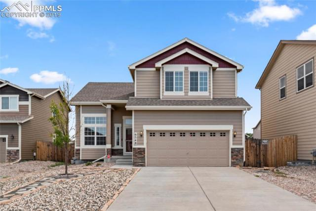 6548 Roundup Butte Street, Colorado Springs, CO 80925 (#8582387) :: Tommy Daly Home Team