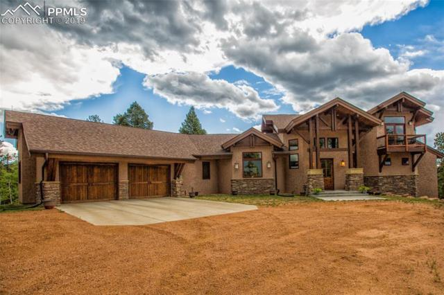 4267 Cedar Mountain Road, Divide, CO 80814 (#8584631) :: 8z Real Estate
