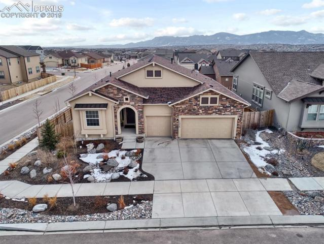 7006 Silver Buckle Drive, Colorado Springs, CO 80923 (#8595382) :: Tommy Daly Home Team