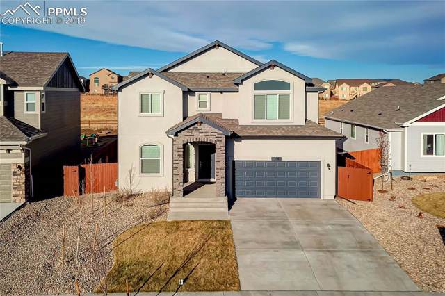 13161 Park Meadows Drive, Peyton, CO 80831 (#8598055) :: Action Team Realty
