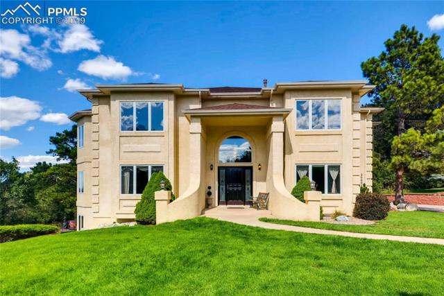 20005 Chisholm Trail, Monument, CO 80132 (#8621899) :: 8z Real Estate