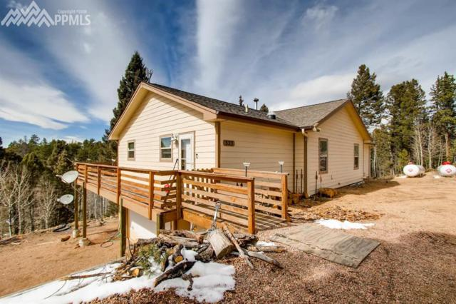 323 Woody Creek Road, Divide, CO 80814 (#8626385) :: Action Team Realty