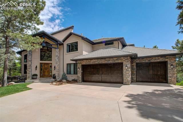 751 Silver Oak Grove, Colorado Springs, CO 80906 (#8632375) :: The Treasure Davis Team