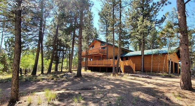 25 Tawatsy Lane, Florissant, CO 80816 (#8660511) :: Tommy Daly Home Team