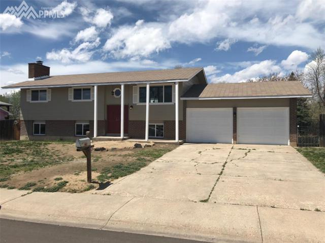 504 Rowe Lane, Colorado Springs, CO 80911 (#8676026) :: The Treasure Davis Team