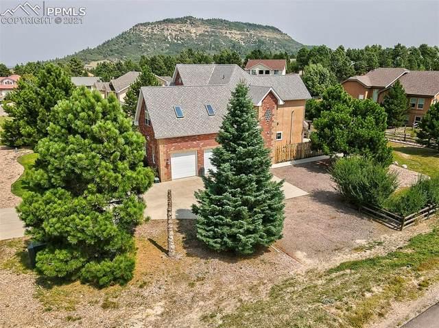 20305 True Vista Circle, Monument, CO 80132 (#8679983) :: Simental Homes | The Cutting Edge, Realtors