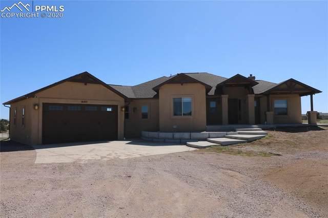 18185 Ranch Hand Road, Peyton, CO 80831 (#8698243) :: The Daniels Team