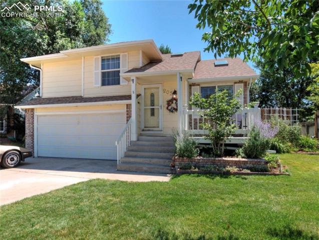 205 Wallace Street, Colorado Springs, CO 80911 (#8698580) :: 8z Real Estate