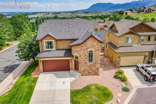 5446 Majestic Drive, Colorado Springs, CO 80919 (#8716788) :: The Daniels Team