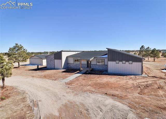 18125 Blacksmith Road, Peyton, CO 80831 (#8729141) :: The Gold Medal Team with RE/MAX Properties, Inc