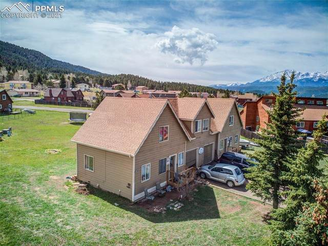 635 Forest Edge Road, Woodland Park, CO 80863 (#8738536) :: Fisk Team, RE/MAX Properties, Inc.