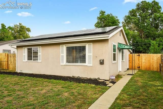 3119 N Arcadia Street, Colorado Springs, CO 80907 (#8755462) :: Dream Big Home Team   Keller Williams