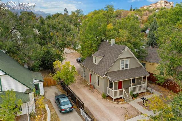 32 N Chestnut Street 101, 102 103, Colorado Springs, CO 80905 (#8758597) :: Hudson Stonegate Team